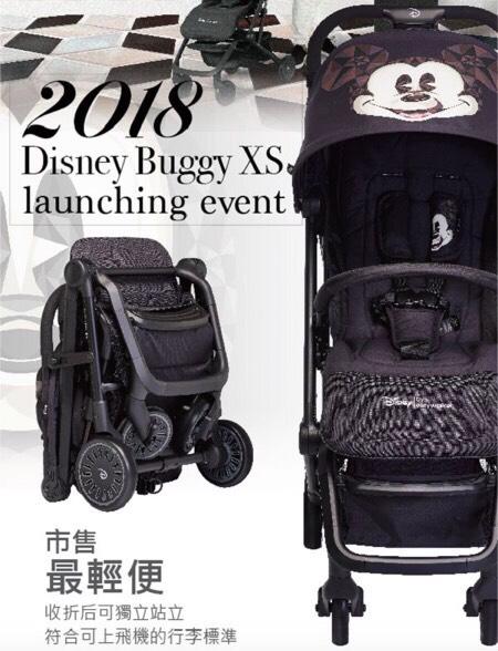 荷蘭Disney BuggyXS米奇黑 1