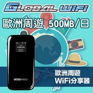歐洲週遊 wifi 1